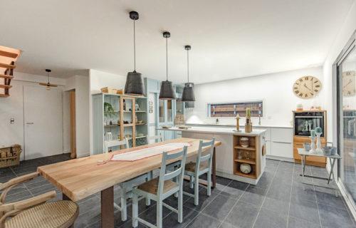Cuicine cabane Arcachon