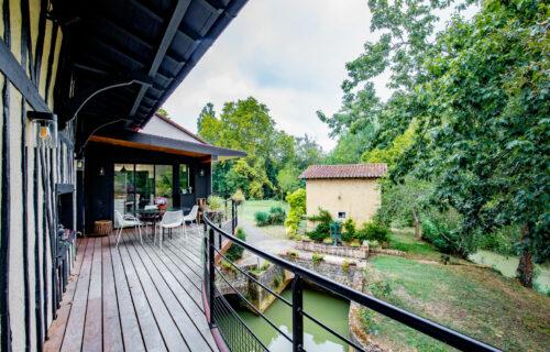 Terrasse en bois sur mesure